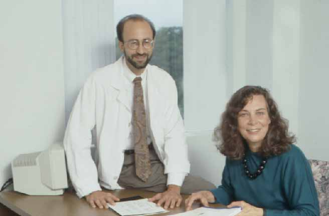 David Hyman, MD (Medical Director); Carolyn Trunca, PhD (Cytogenetics Laboratory Director)
